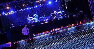 Audio and lighting equipment